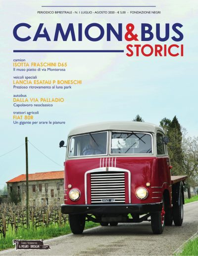 Camion & Bus Storici numero 1